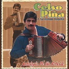 Celso Pi a, Celso Pi - Antologia de Un Rebelde [New CD] Manufacture