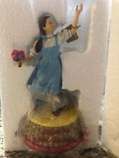 San Francisco Music Box Company Wizard of Oz Dorothy musical figurine