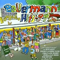 Ballermann Hits '99 (EMI) Mickie Krause, Vengaboys, Fancy, Modern Talki.. [2 CD]