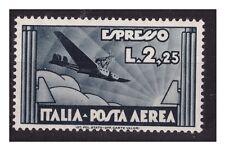 REGNO D'ITALIA 1933  -  ESPRESSO AEREO Lire 2,25   NUOVO   **