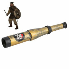 Pirate Captain Costume Toy Nautical Telescope Halloween Party Kids Gift LR