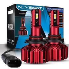 NOVSIGHT 9005 HB3 LED Headlight Bulb Conversion Kit 10000LM 60W 6000K Cool White