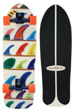"*** 80 CM X 25 CM (31,5"" x 10"") WHEELS  - SURF SKATEBOARD - MILLER DIVISION ***"