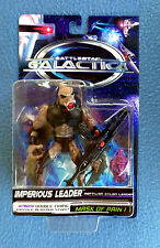 IMPERIOUS LEADER BATTLESTAR GALACTICA 6 INCH ACTION FIGURE TRENDMASTERS 1996