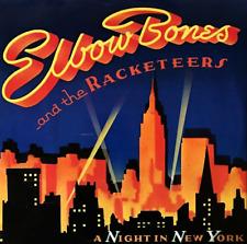 """Codo de los huesos y La Merced-una noche en Nueva York (12"""") (en muy buena condición/G-en muy buena condición)"""