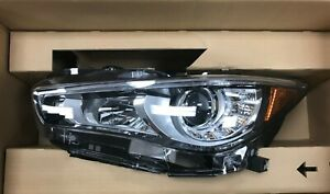 NEW OEM INFINITI Front Driver Side Headlight Assembly 260606HH7A 2018-2021 Q50