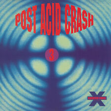Various - Post Acid Crash Vol 3 CD 1993 Electronic