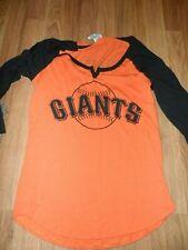 c4b049852 New listing VS Victoria s secret PINK ~ medium San Francisco Giants top  shirt t-shirt