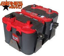 34/78 Optima Dual Battery Box