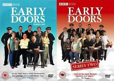 EARLY DOORS COMPLETE SERIES 1-2 DVD 1st 2nd First Second Season One Two New UK