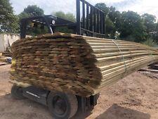 Pressure Treated Log Lap