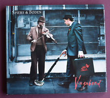 Spiers and Boden ‎– Vagabond CD Album 2008