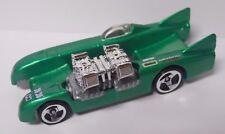 2000 Hot Wheels Double Vision #212-Metallic Green Paint