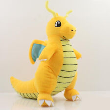 "Cartoon Plush Toy Dragonite 9"" Cute Collectible Soft Charizard Stuffed Animal Do"