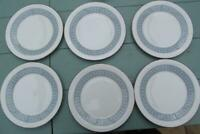 Royal Doulton  Counterpoint  Plates 9 Inch Set of 6   £29.99 (Post Free UK )