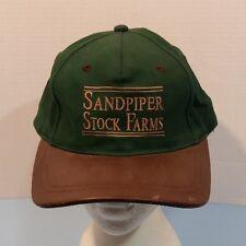 Sandpiper Stock Farms Baseball Trucker Dad Hat Cap