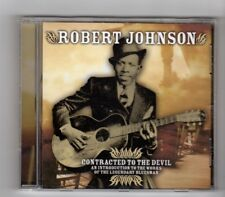 (IM347) Robert Johnson, Contracted To The Devil - 2002 CD
