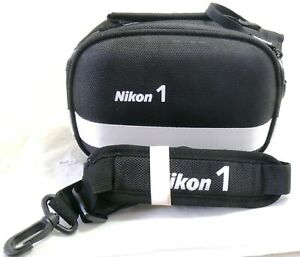 Genuine Nikon 1 camera case bag holdall MINT #37113