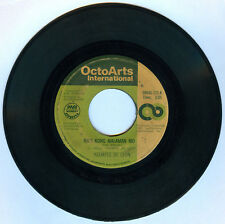 Philippines KEEMPEE DE LEON Nais Kong Malaman Mo OPM 45 rpm Record