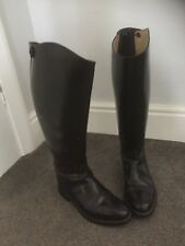 Regent Long Riding Boots size 6 XW Style R686SW IN NEARLY NEW CONDITION