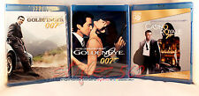 3 Blu-ray Movie Bundle Deal•James Bond 007*ALL BRAND NEW AND SEALED*Look @ Pics!