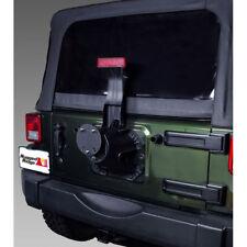 New Jeep Cj Yj Tj Jk 76-17 Tire Carrier Spacer Black  X 11585.02