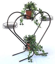 Blumentreppe Herz Art.81 Blumenständer Blumensäule 64cm Pflanzenständer Regal