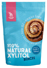 Naturally Sweet Birch Xylitol 2500g Pouch
