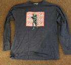 Loot Crate Sci-fi Battlestar Galactica Cyclon Long Sleeve Shirt XL New