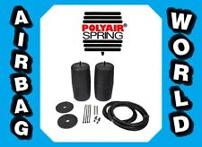 "Isuzu MU-X - 2"" Raised Height - Polyair Ultimate Airbag Suspension Kit - MUX"