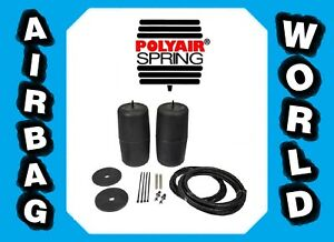 Ford Territory - 2004>2016 - Polyair Ultimate Airbag Suspension Kit