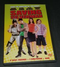 Saving Silverman Dvd, 2001 Excellent Condition