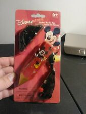 Disney Store Exclusive Mickey Mouse Radio Pen 📻 With Ear Buds And Strap NIP