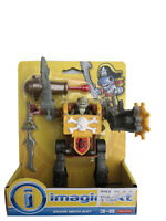 New Fisher Price Imaginext Shark Mech Suit Pirate Adventure