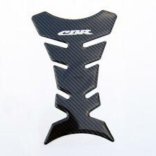 Carbon Fiber Tank Pad Sticker Decal Emblem Fit For Honda CBR400/600/1000/1100XX
