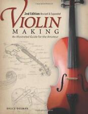 Violin Making by Bruce Ossman | Paperback Book | 9781565234352 | NEW