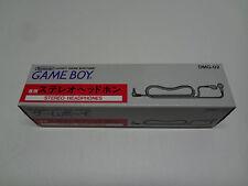 Stereo Headphones for Nintendo Game Boy Japan NEW
