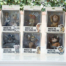 McFarlane Where The Wild Things Are - COMPLETE Set of 6 Figures NEW Sealed