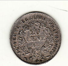 20 CENTS TYPE CERES 1850 A qualité         !    b1 t5