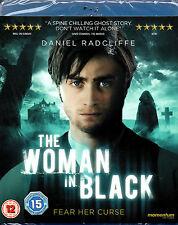 THE WOMAN IN BLACK - Blu Ray Disc -