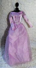 ROBE de PRINCESSE BARBIE MATTEL rose vêtements habits