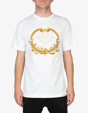 Diamond Supply Co Golden Years Tee in White Extra Large XL New T-Shirt