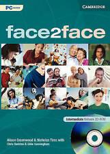 face2face Intermediate Network CD-ROM, Cunningham, Gillie, Redston, Chris, New c