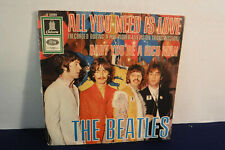 Sleeve Only! Beatles, All You Need Is Love/Baby You're A Rich Man, Odean O 23560