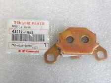 Kawasaki NOS NEW 43082-1063 Brake Pad Assy KX KDX KLF KXT KX500 KX250 1984-2004