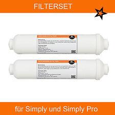 Filterset für Umkehrosmose-Anlage SIMPLY und Simply Pro