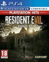 Resident Evil 7: Biohazard (PS4) Brand New & Sealed UK Super Fast Delivery