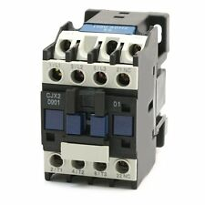 CJX2-0901 AC Contactor 110V 50Hz Coil 9A 3-Phase 3-Pole 1NC