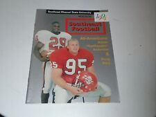 1994 SOUTHEAST MISSOURI STATE COLLEGE FOOTBALL MEDIA GUIDE EX-MINT BOX 28