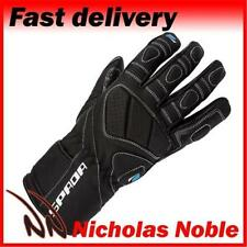 Spada Leather Knuckles Vented Motorcycle Gloves